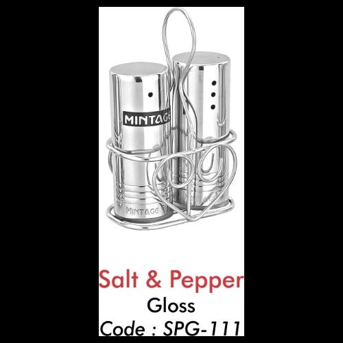 MINTAGE GLOSS SALT & PEPPER