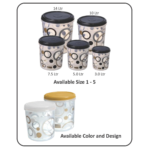 RATAN RUBY CONTAINERS (PRINTED)