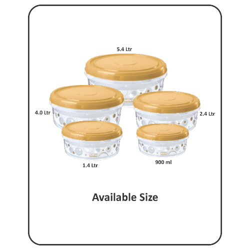 RATAN SAPPHIRE CONTAINERS PRINTED