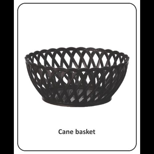 RATAN CANE BASKET