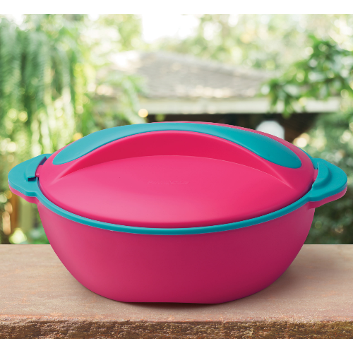 PINNACLE PICASSO PLASTIC INSULATED CASSEROLE