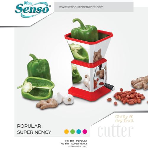 SENSO SUPER NENCY S.S. CHILLY CUTTER