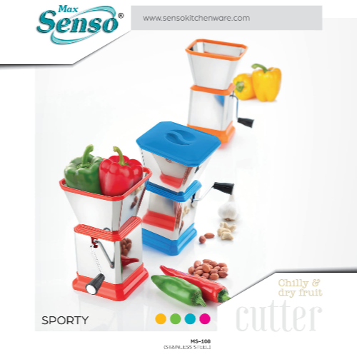 SENSO SPORTY S.S. CHILLY CUTTER