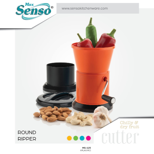 SENSO ROUND RIPPER CHILLY CUTTER