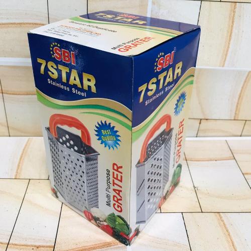 SBI 7 STAR MULTIPURPOSE GRATER (KK)
