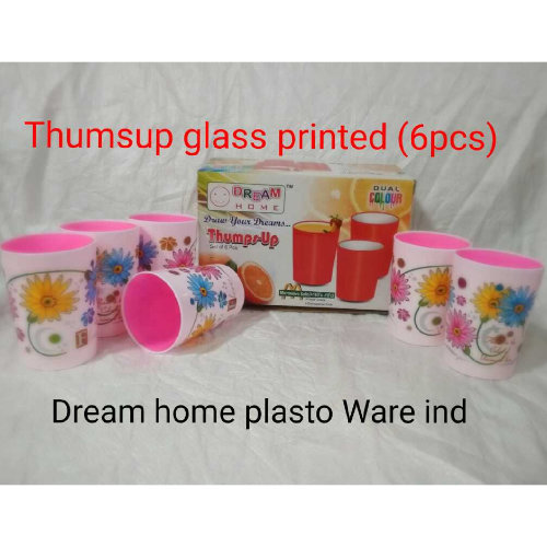 DREAM HOME THUMSUP GLASS