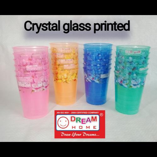 DREAM HOME CRYSTAL GLASS