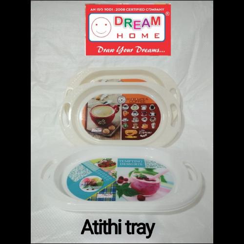 DREAM HOME ATITHI TRAY