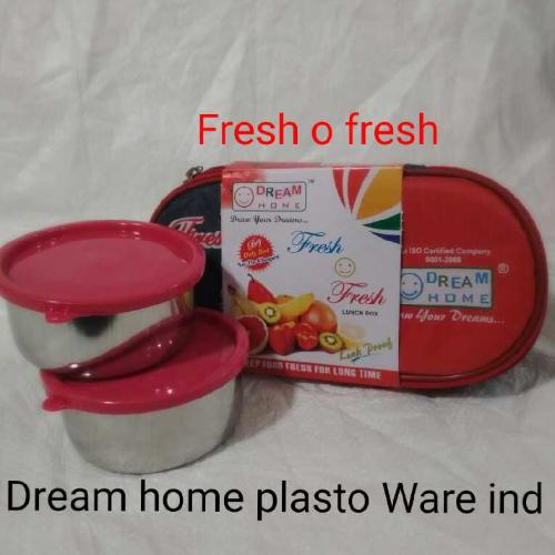 DREAM HOME FRESH O FRESH LUNCH BOX