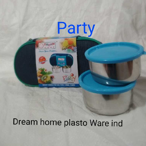 DREAM HOME PARTY LUNCH BOX