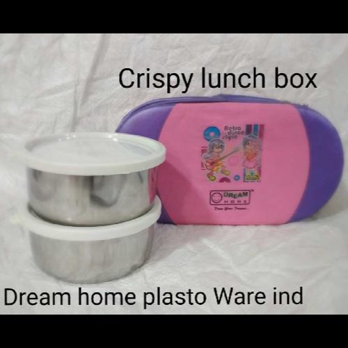 DREAM HOME CRISPY LUNCH BOX