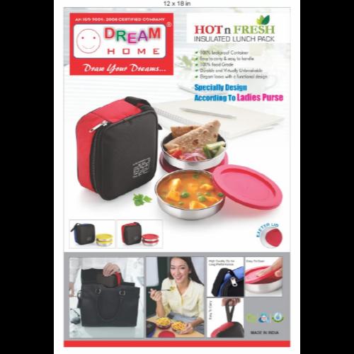 DREAM HOME HOT N FRESH LUNCH BOX