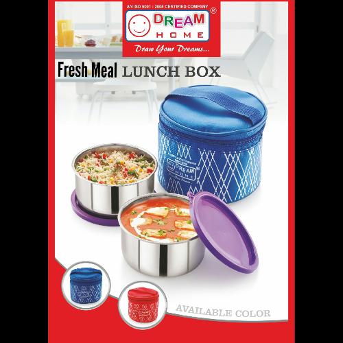 DREAM HOME FRESH MEAL LUNCH BOX