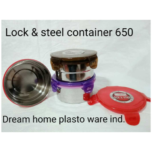 DREAM HOME LOCK N STEEL CONTAINER