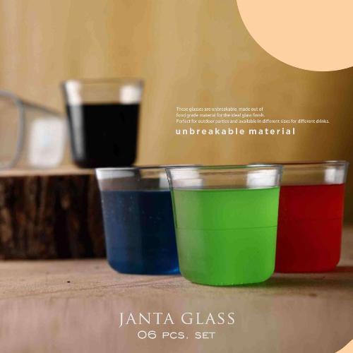 JONY JANTA GLASS
