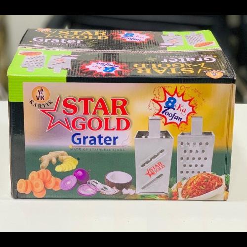 VK GOLD STAR/RACCO KK (SLICER & GREATER)