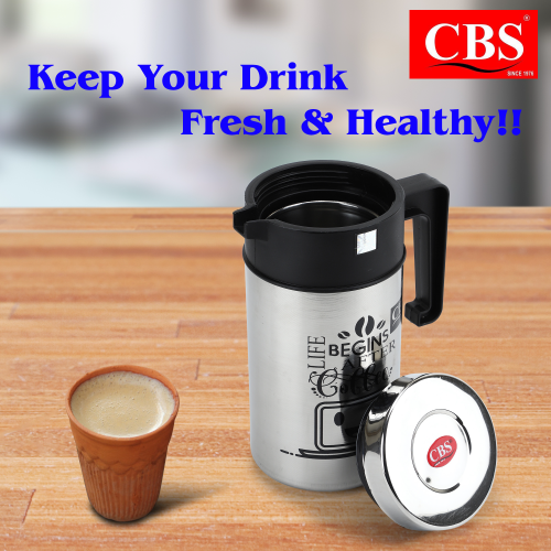 CBS STEAM INSULATED THERMOS
