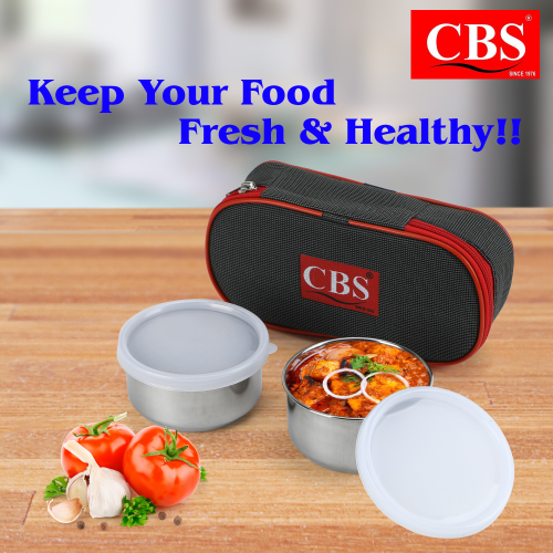 CBS REAL FOOD LUNCH BOX