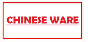 CHINESEWARE