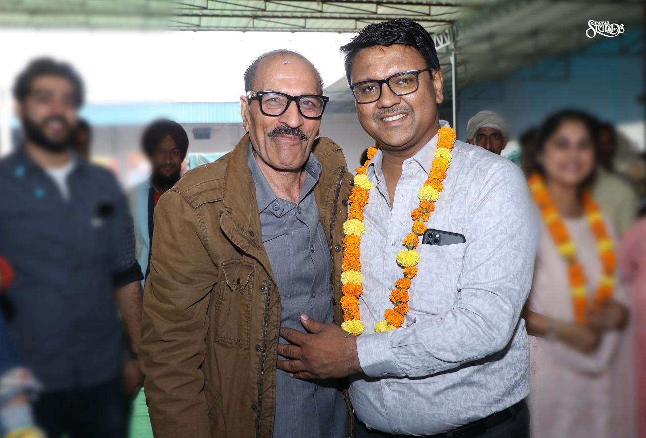 MR SOHAN LAL CHHABRA AND RAJESH BHAI