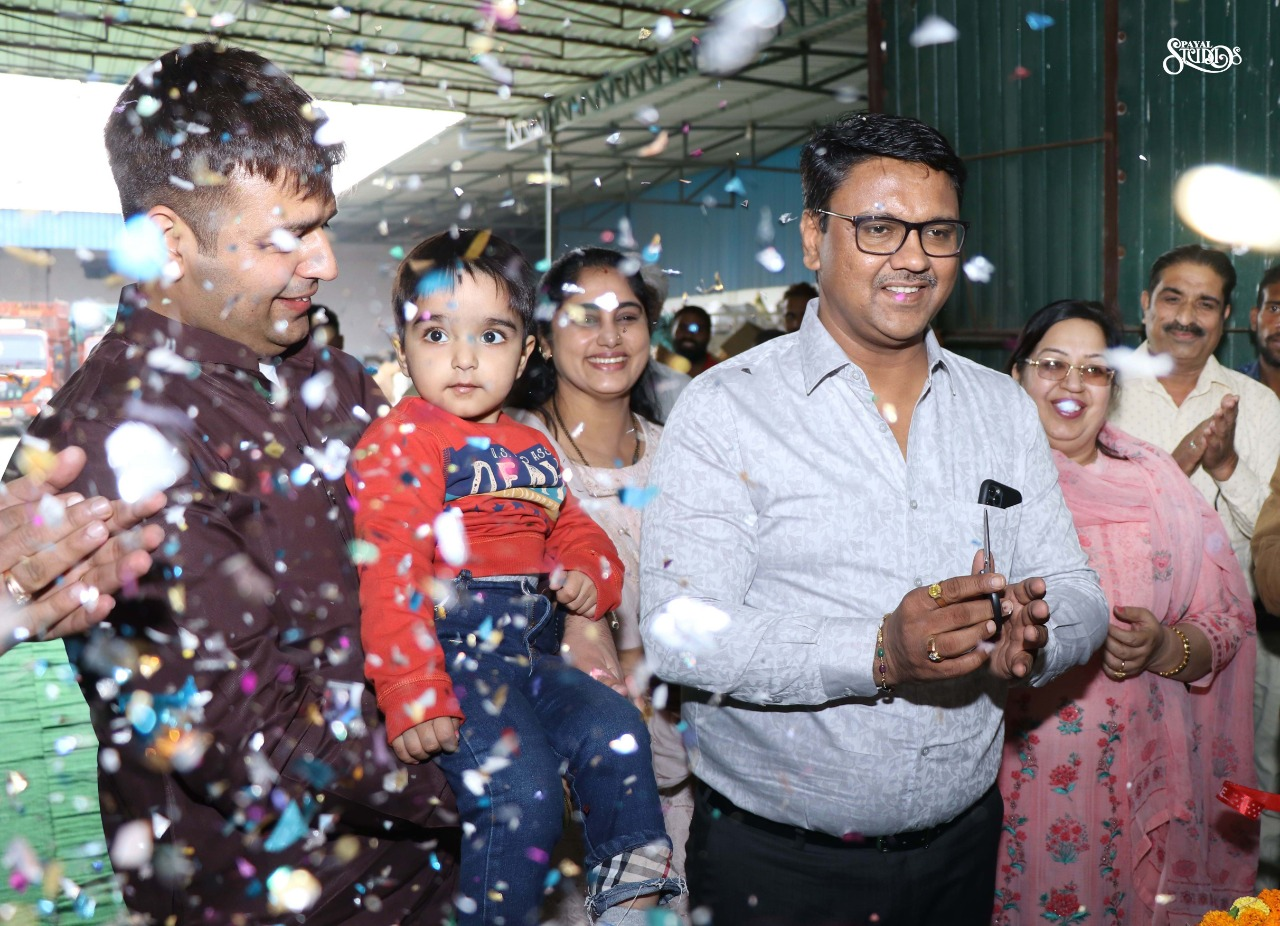 RAJLAXMI GROUP WELCOME PARTY